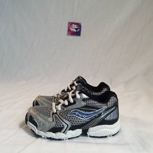 Toddler Saucony Cohesion 5
